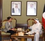 """النائب الأول ووزير الدفاع يلتقى وكيلة """"الشباب"""" وسفراء من الدول الصديقة"""