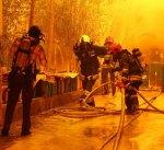 إيران: مقتل وإصابة 24 شخصاً في حريق مقهى بالأهواز