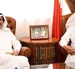 مستشار العاهل البحريني يشيد بالعلاقات الاخوية القائمة مع الكويت