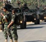 اصابة عدد من العسكريين اثر تعرضهم لإطلاق نار شمالي لبنان