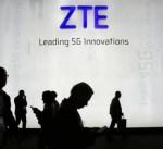 """""""زد.تي.إي"""" الصينية للاتصالات توقف أنشطتها بعد الحظر الأمريكي"""