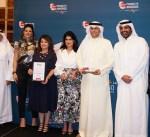 مركز جابر الأحمد الثقافي يفوز بجائزة افضل صرح ثقافي تراثي في الخليج لعام 2018