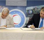 """الهلال الأحمر يوقع اتفاقية تعاون مع """"الأغذية"""" العالمي لدعم لاجئي الروهينغيا"""