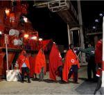 إسبانيا تنقذ أكثر من 500 مهاجر في البحر المتوسط