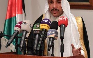 الرئيس الغانم: الكويتيون متحدون تجاه قضية القدس من منطلق موقف تاريخي يجسده سمو أمير البلاد