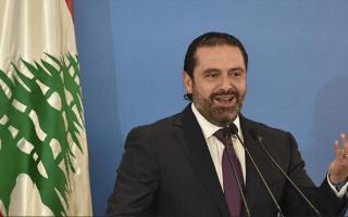 سعد الحريري يحصل على ثقة البرلمان لتشكيل الحكومة اللبنانية