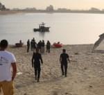 العثور على وافد غريق في منطقة الخيران البحرية