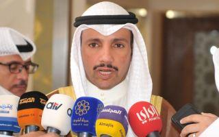 الرئيس الغانم: اجتماع مكتب المجلس لمناقشة التطورات في العراق بعد غد الثلاثاء