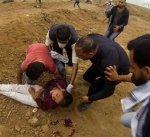 استشهاد طفل فلسطيني متأثرا بجروح أصيب بها على الحدود الشرقية لقطاع غزة
