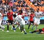 منتخب مصر يسقط بهدف قاتل أمام أوروجواي في كأس العالم