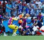 فرنسا تتأهل لربع نهائي المونديال .. والأرجنتين تغادر