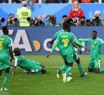 السنغال تحقق أول فوز أفريقي في مونديال روسيا 2018
