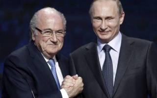 الكرملين: زيارة بلاتر إلى روسيا ليست رسمية