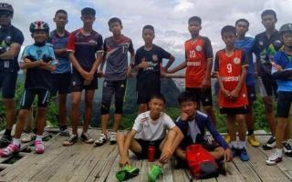 أطفال كهف تايلاند لن يشاهدوا نهائي المونديال