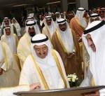 سمو الأمير يشمل برعايته وحضوره حفل افتتاح مدينة الجهراء الطبية