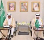 اللجنة الأمنية العليا بوزارتي الداخلية بالسعودية والكويت تبحث سبل تعزيز التعاون الثنائي