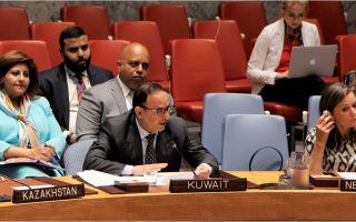 الكويت تؤكد مواصلتها تعزيز قدرة الاتحاد الإفريقي على تجسيد رؤيته للسلام والتقدم والرخاء