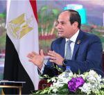 """الرئيس المصري: وقوف """"الأشقاء"""" معنا أحد أهم أسباب ثبات الدولة المصرية"""