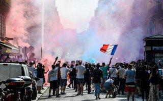 فرنسا بطلة العالم للمرة الثانية في تاريخها