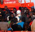 إنقاذ 400 مهاجر قبالة ساحل إسبانيا مطلع الأسبوع