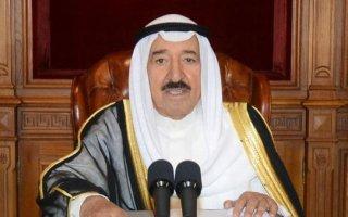 سمو الأمير يتلقى اتصالا هاتفيا من الرئيس المصري معزيا بوفاة الشيخة فريحة الأحمد