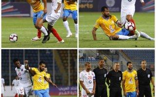 """الإسماعيلي المصري يُسقط الكويت في """"كأس العرب"""""""