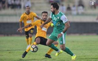 """العربي يتعادل مع القادسية في ختام منافسات الجولة الأولى من دوري """"فيفا"""""""