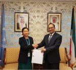 السفير العتيبي: الكويت اوفت بتعهدها لمساعدة الأشقاء في اليمن