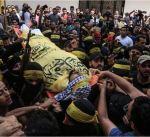 استشهاد فتى فلسطيني متأثرا بجراح اصيب بها على حدود قطاع غزة