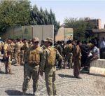 """كردستان العراق: منفذو الهجوم على مبنى محافظة أربيل ينتمون لـ""""داعش"""""""
