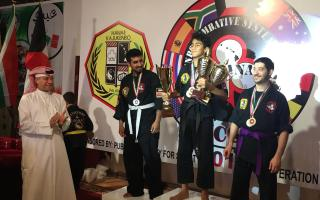 هيئة الرياضة تختتم بطولة الكاجوكينبو اوهانا كويت الرسمية الرابعة