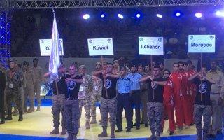 فضية وبرونزيتان لمنتخب الكويت في اليوم الأول للبطولة العربية للتايكواندو