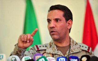 """""""التحالف """": الدفاع الجوي السعودي يعترض صاروخا باليستيا ويدمره"""