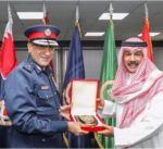 """وكيل """"الداخلية"""" المساعد لشؤون أمن الحدود الكويتي يبحث التنسيق الامني مع البحرين"""