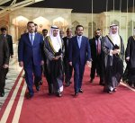 رئيس مجلس النواب العراقي يغادر البلاد بعد زيارة رسمية