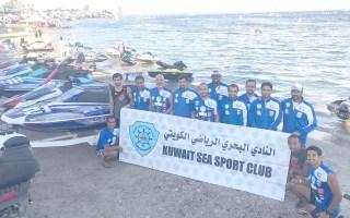 لاعبو الكويت يحصدون 3 ميداليات في ثالث أيام بطولة العالم للدراجات المائية بـ«أريزونا»