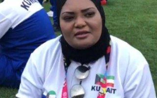باسمة نجم تضيف ميدالية ثامنة للكويت في الدورة الآسيوية البارالمبية