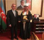 سفير الكويت في باكو يبحث مع كبار مسؤولي جمهورية ناختشيفان تطوير العلاقات الثنائية