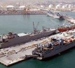 (الموانئ) : استئناف حركة الملاحة البحرية في ميناء الشعيبة بعد توقفها مؤقتا
