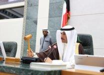 الغانم يفتتح جلسة مجلس الأمة التكميلية لمناقشة تداعيات الأمطار