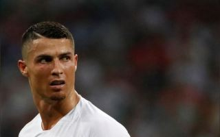 غياب رونالدو مجددا عن تشكيلة البرتغال