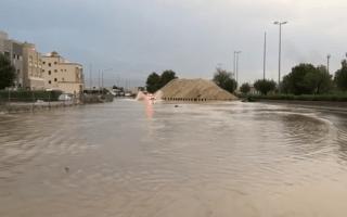 «الأرصاد»: الطقس غير مستقر.. أمطار رعدية متوسطة إلى غزيرة 