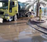 """""""البلدية"""": تشكيل فريق طوارئ لمتابعة تداعيات الأمطار"""