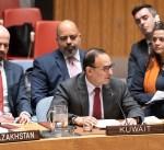 الكويت: على مجلس الأمن وضع حد أمام الجرائم الاسرائيلية ضد  الشعب الفلسطيني