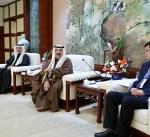 مبعوث سمو أمير البلاد يؤكد أهمية تعزيز التعاون الاقتصادي مع مدينة شنغهاي 
