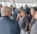 مبعوث سمو الأمير يزور ميناء يانغ شييان الصيني