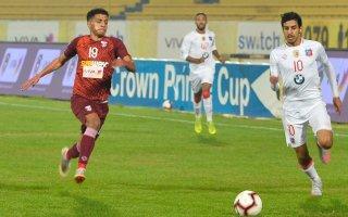 الكويت يتأهل لنهائي كأس ولي العهد لكرة القدم