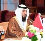 الأمين العام لمجلس الأمة يهنئ النصف بحصوله على جائزة التميز البرلماني العربي