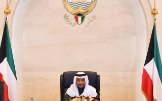 المبارك يترأس الاجتماع ال121 للمجلس الأعلى للبترول