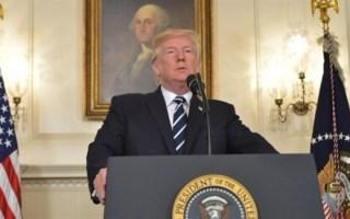 ترامب يكشف عن مراجعة شاملة لأنظمة الدفاع الصاروخي